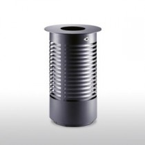 Litter bins and waste management systems