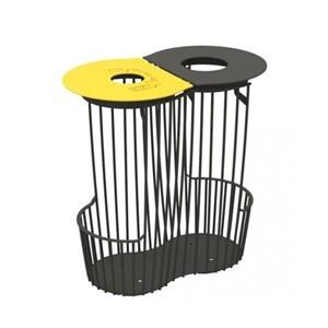 Abfallbehälter Bi-flux