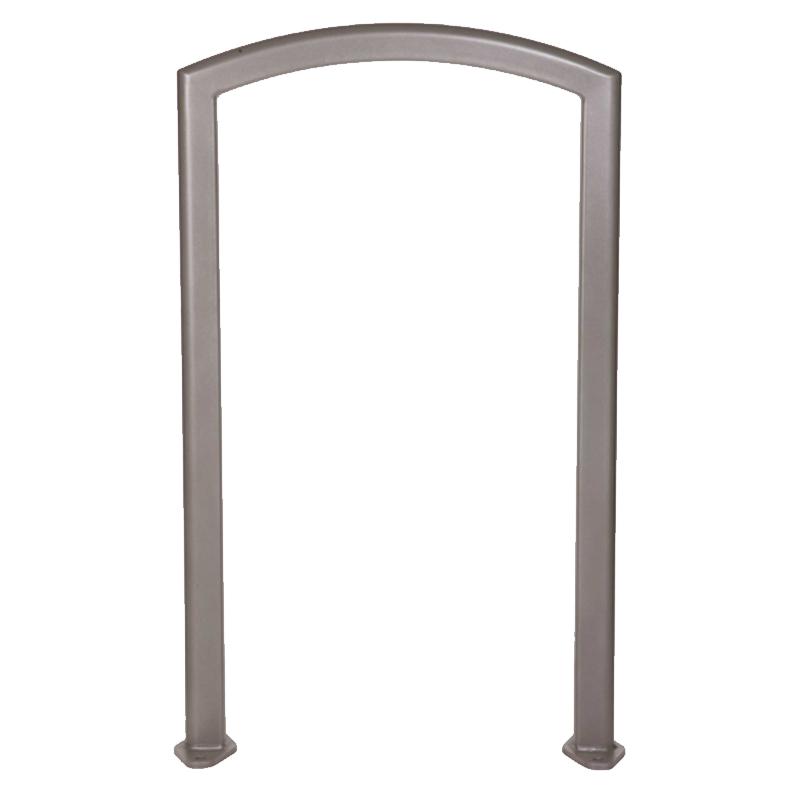 Bicycle guard Square arch