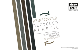 Recycled Reinforced Plastic brochure